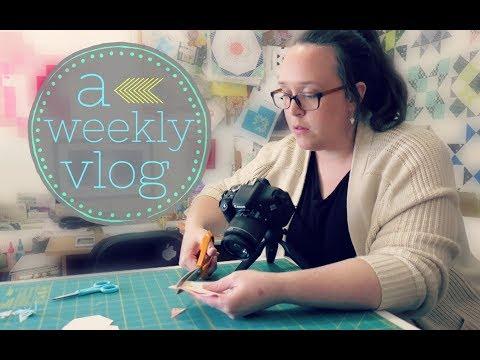 A Weekly Vlog | BTS Filming & Kikki.K Haul