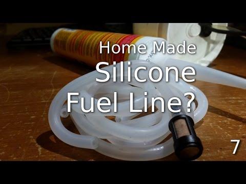 Home Made Silicone Fuel Line?