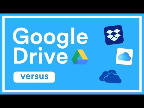 Google Drive vs iCloud vs Dropbox vs OneDrive   Pricing