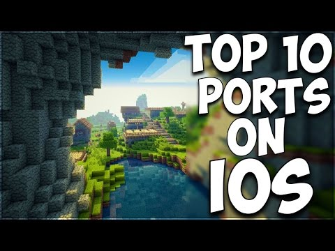 Top 10 Console Ports on iOS + GIVEAWAY! (2016)