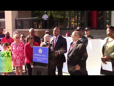 Sep. 29 Presser with Kwanza Hall