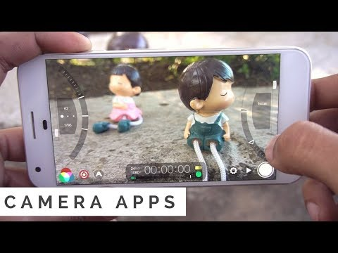 7 Best Camera Apps For Android 2018!