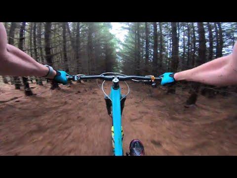 Callander trails - mtb - scotland