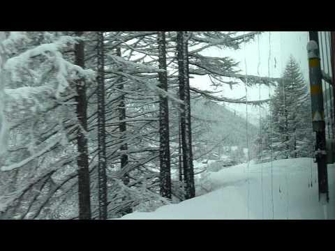 Zermatt to Visp in Switzerland - train