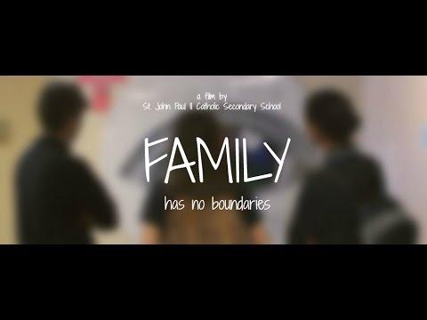 Family Has No Boundaries (St. John Paul II) (2016) TCFF TOP TEN CONTENDER