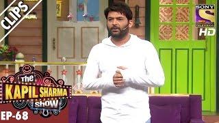 Kapil's view on Winter Season - The Kapil Sharma Show – 18th Dec 2016