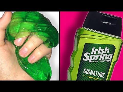 SOAP SLIME! 🔮 Testing NO GLUE Soap slime!