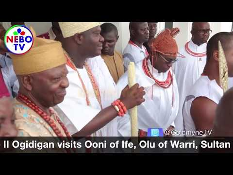 Oba Ewuare Visits Ooni of Ife, Olu of Warri, Sultan of Sokoto, the Analysis & Grand Receptions