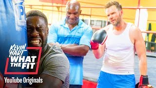 Bonus Scenes: Kevin takes a shot at The Champ | Kevin Hart: What The Fit | Laugh Out Loud Network