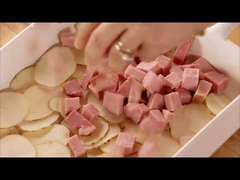 Scallop Potatoes and Ham | The Pioneer Woman | Food Network Asia