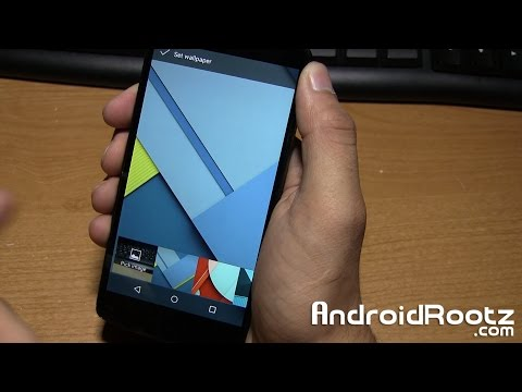 Stock Android 5.0.1 Lollipop ROM for Nexus 5! [Rooted]