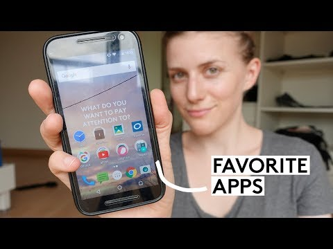 WHAT'S ON MY PHONE 2018!