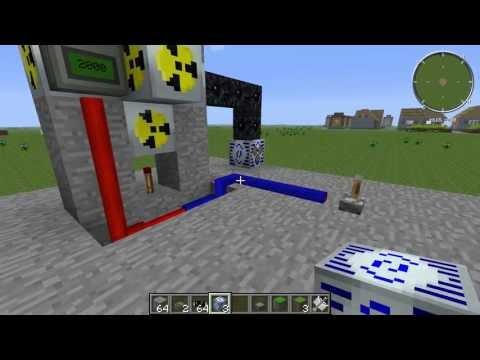 Minecraft Nuclear Reaktor AKW-Spezial 2 - Feed The Beast - (HD) (german/deutsch)