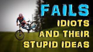 Funny fails - Idiots and their stupid ideas - Epic fail compilation #6 - 2017 HD