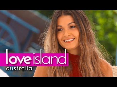 Francoise invites JJ on a date | Love Island Australia 2018