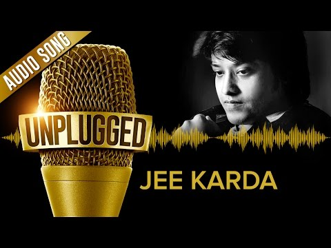 UNPLUGGED Full Audio Song   Jee Karda By Divya Kumar