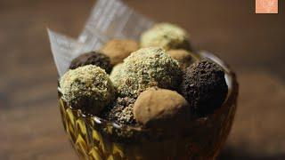 ترافل   truffles   #مطبخ_آلاء_وريم