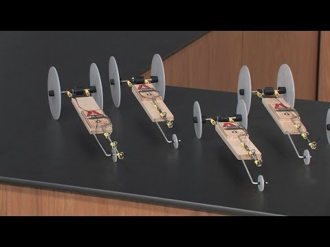Mousetrap Cars: Engineering Activity