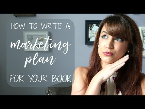 How To Write A Marketing Plan For Your Book
