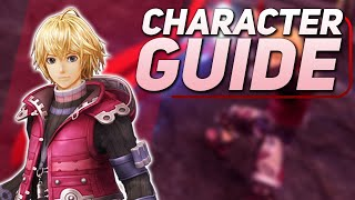 How To Use Shulk in Xenoblade: Definitive Edition