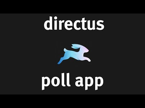 Make a Polling App with PHP