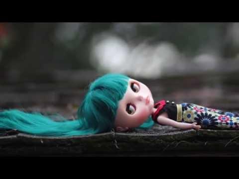 Blythe Doll Photo Shoot | bluepastelsandpolkadots