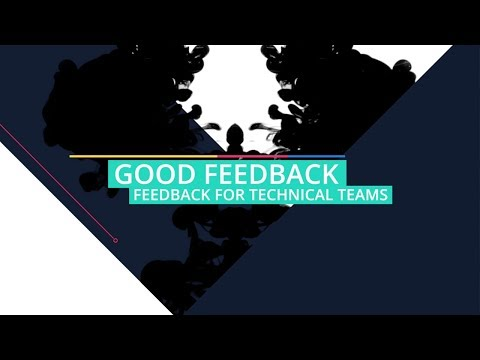 Shane Stanford on Feedback in Development Environments