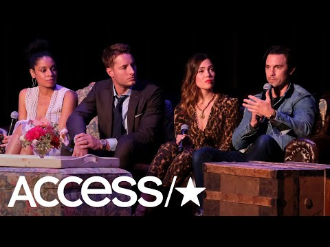 The 'This Is Us' Cast Reacts To ABC Canceling 'Roseanne' | Access