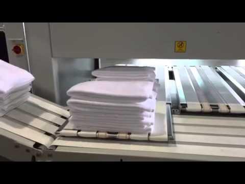 Towel Folding Machine Model STF-1800F