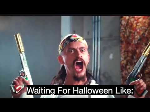 Waiting For Halloween Like...