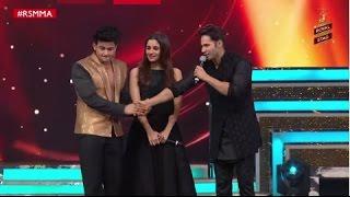 Alia Bhatt & Varun Dhawan dance to Tamma Tamma with
