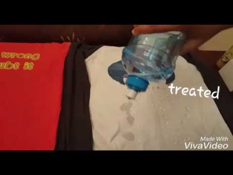 how to remove color stain from shirt  UAE - watch out