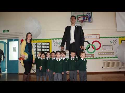 Sultan Kösen; Will He Grow to 10 Feet Tall?