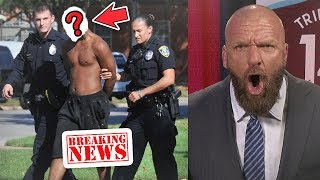 BREAKING NEWS: WWE SUPERSTAR GETS ARRESTED FOR WHAT?!? (WWE SUSPENDS THEM)