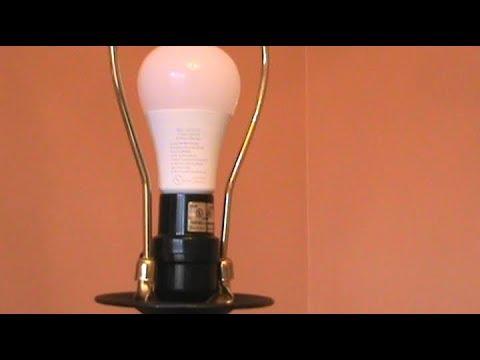 Repairing a Floor Lamp
