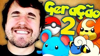SEGUNDA GERAÇÃO! - Pokemon Go (Parte 44)
