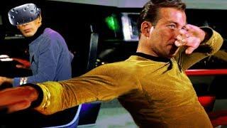 VR SPACE DABS - Star Trek Bridge Crew