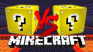 Minecraft: LUCKY BLOCK CHALLENGE