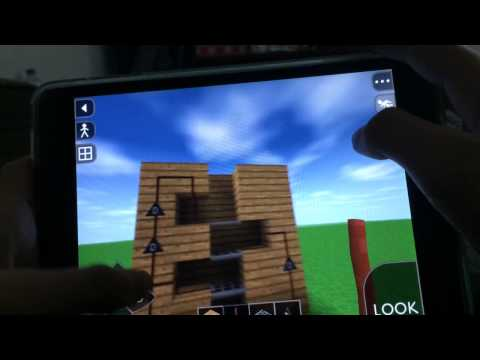 how to make a working electric elevator in survival craft