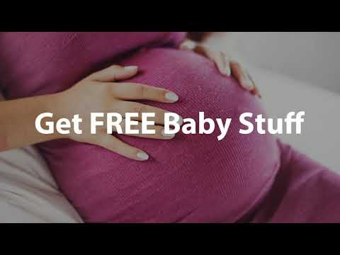Get FREE Baby Stuff (Limited)