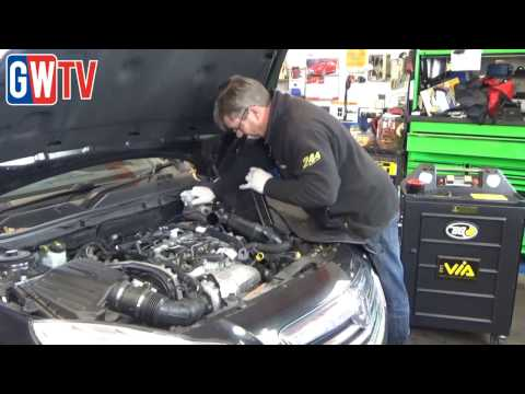 GarageWire witnesses BG Complete DPF & Emissions System Service