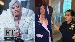 Reaction To Cardi B's 'Press' After Court Date