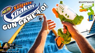 NERF GUN GAME | SUPER SOAKER EDITION 4.0 (Nerf First Person Shooter)