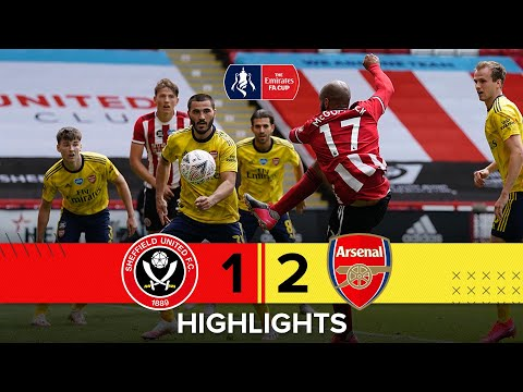 Sheffield United 1-2 Arsenal | Emirates FA Cup highlights