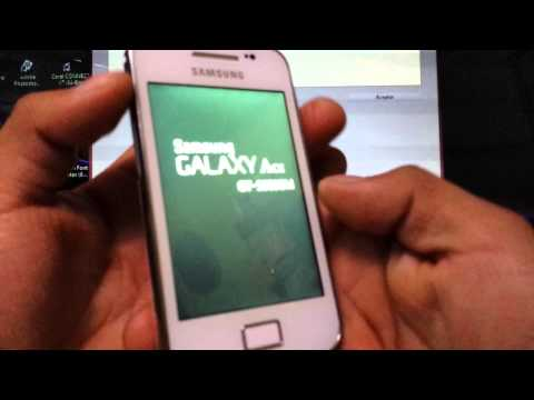 ROOT SAMSUNG GALAXY ACE GT-5830M 1 SOLO CLICK