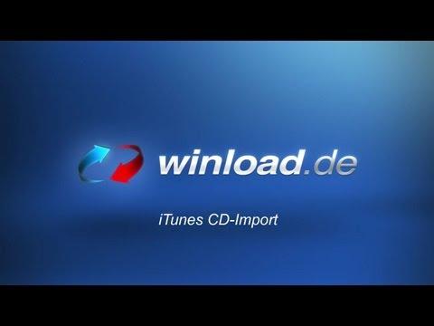 iTunes - CDs rippen und importieren | Winload.de