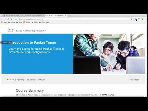 Installation of Cisco Packet Tracer on Ubuntu 16.04