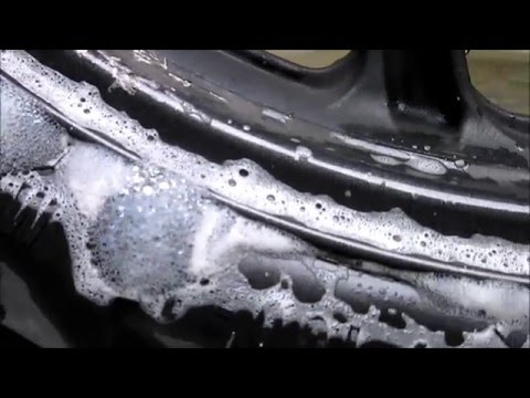 Leaky Tyre Bead Temporary Fix