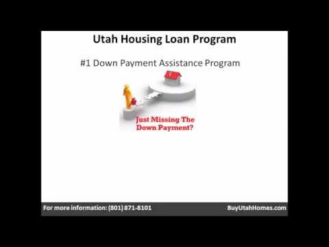 Utah Housing Loan - No Money Down Loan