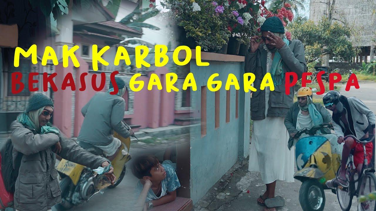 MAK KARBOL VESPA BARU!!!BARANG GADE!!! #karbol #karbolgilak